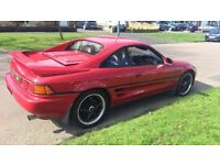 TOYOTA MR2 TURBO SPARES OR REPAIRS