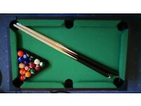Mini Tabletop Pool / Billiard