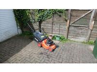 Makita Petrol Lawnmower Lawn Mower