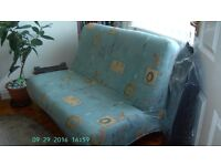 small double sofa bed (125cm)