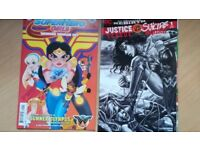 Brand new SIX Wonder Woman comics all for £5