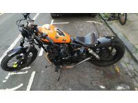 Honda rebel 125cc 1996