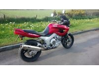 tdm 850 and cbx550 px TDM REDUCED BY 200