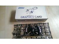 MSI Radeon HD 6850 Cyclone 1GD5 Power Edition/OC AMD Graphics Card