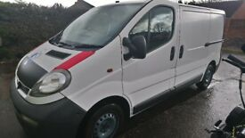Great tidy van serviced locally no longer required