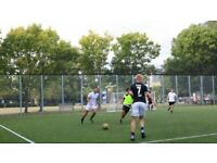 Caledonian Road football games (looking for players)