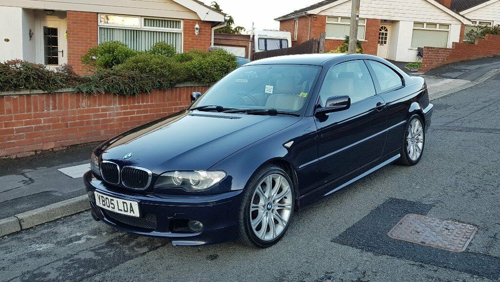 2005 E46 Bmw 320cd M Sport Full Service 2owner Mint Con M3 320d 330cd Sport In Comber County Down Gumtree