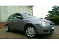 2004 VAUXHALL CORSA 1.2 DESIGN *2 OWNERS LOW MILEAGE IMMACULATE CONDITION*
