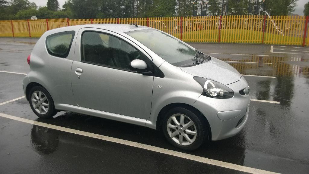 2008 toyota aygo platinum vvt i low mileage great condition in newtownabbey county antrim. Black Bedroom Furniture Sets. Home Design Ideas