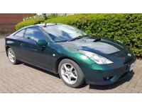 *TOYOTA CELICA VVTI * 1.8 * 2003 REG * 1 FORMER KEEPER * ECXELLENT CONDITION * QUICK SALE * £1290 *