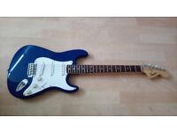 Fender Squier Stratocaster - Dark Blue