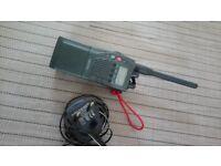 Boat radio/receiver