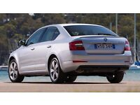 SKODA OCTIVA FOR HIRE UBER READY FROM £180 PER WEEK INC FULL COMP INSURANCE & RAC