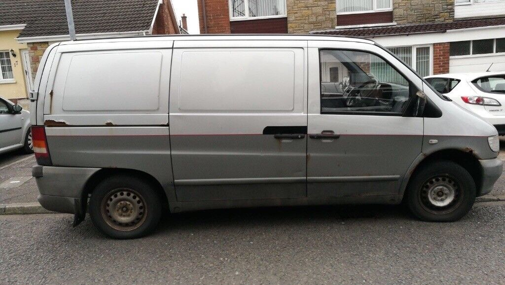 c41d2d6d43 Mercedes vito van for sale