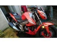 2016 - Kymco CK1 125cc
