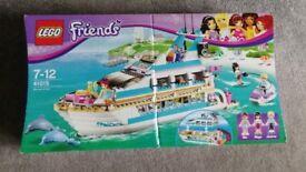 Lego Friends Dolphin Cruiser boxed