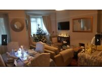 2 bed flat with private balcony - looking for Ealing or other west London