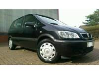 2004/04 VAUXHALL ZAFIRA 1.8 LIFE AUTOMATIC *1 OWNER FROM NEW LOW MILEAGE*