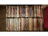 73 Assorted DVD's All in excellent working condition. Collection only.