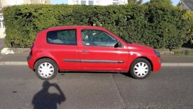 Renault Clio 1.2 16v 2005 (05 plate) ***LOW MILEAGE***