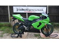 KAWASAKI ZX6R 636 2006. IMMACULATE CONDITION