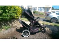 Phil & Ted's double buggy for sale