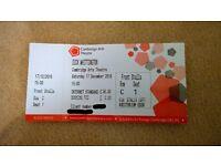 Dick Whittington Tickets x3 - Cambridge Arts Theatre