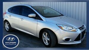 2013 Ford Focus SE BAS KILOMÉTRAGE+8 PNEUS INCLUS/MAGS+ATTACHE R