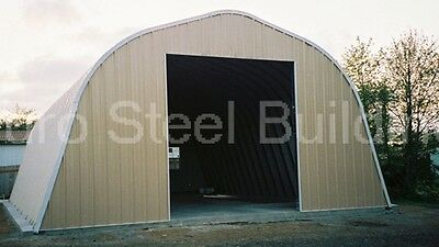 Durospan Steel A30x36x16 Metal Barn Shop Storage Building Diy Kit Factory Direct