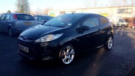 Ford Fiesta Zetec S Black
