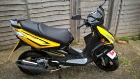 TGB R50X in good condition for sale