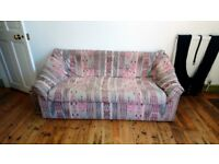 Sofa bed for FREE 90s print