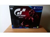 Brand new ps4 with gran turismo