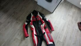 RST Voltage 1 piece leathers size 42