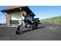 Yamaha YBR 125 2007 125cc Motorcycle