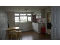 Bedsit in a loft conversion - great for a young professional or couple.