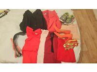 Woman clothes-full bag
