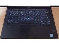 Dell Latitude Touch Screen Laptop, Intel Core i5 6th Gen, 256GB SSD HDD, 8GB Ram