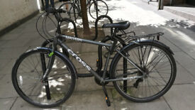 Hybrid bike in perfect condition - 21 speeds (Shimano)