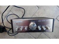 Renkforce E-SA9 Mini Hi-Fi Amplifier (Good Condition)