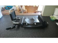 Silver cross isofix base for Ventura