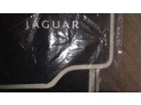 JAGUAR XF BRAND NEW CARPET MATS SET