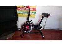 Spinning excercise bike New built