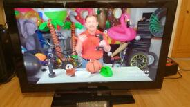 "Brilliant TV Samsung 40"" LCD Full HD 1080p USB Freeview"
