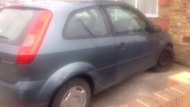 Ford Fiesta 52 plate Quick negotiable sale ******
