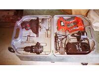 Black & Decker Quatro Drill Set