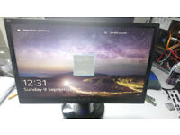 "Viewsonic 22"" widescreen monitor. Has DVI and VGA ports. Comes with power cable"