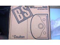 2 Tap hole Basin in Box