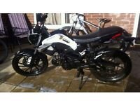 K pipe kymco 2013 plate. 125 spares of repairs