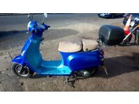 wk moped 125 cc